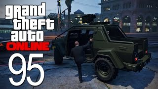 GTA 5 Online - Episode 95 - Jesus Mobile! (Blinking Stars)
