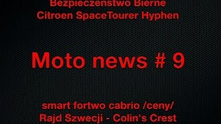 Moto news # 9
