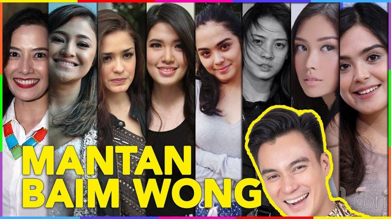 Sebelum Menikah Inilah Deretan Mantan Baim Wong Youtube