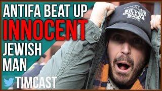 Antifa Beat Up an Innocent Jewish Man In Philadelphia
