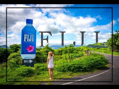FIJI ISLAND - Welcome To Paradise 4K