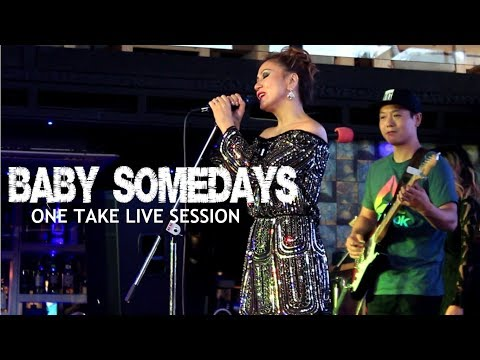 BABY SOMEDAYS | Abhaya & The Steam Engines| ONE TAKE LIVE SESSION