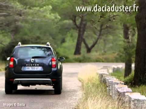 le nouveau dacia duster 4x4 youtube. Black Bedroom Furniture Sets. Home Design Ideas