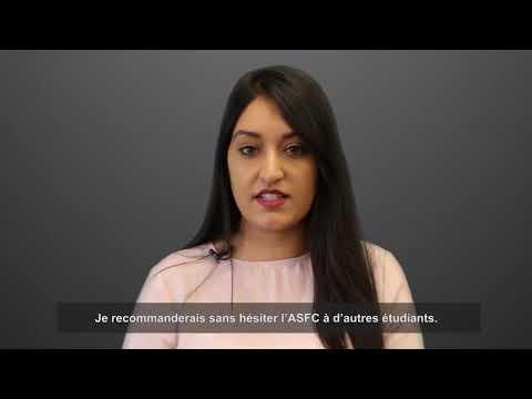 L'ASFC Embauche Des étudiants