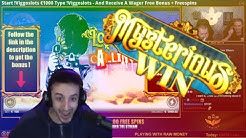 THE MYSTERIOUS WIN ON SLOTS (BIG WIN) - ONLINE CASINO BEST OF #8 🔥