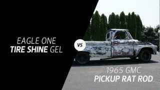 Burnout Challenge - 1965 GMC Pickup Rat Rod