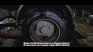 видео Замена задних тормозных колодок газель