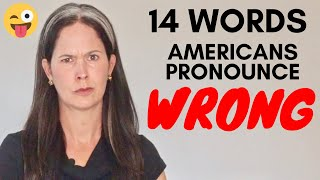 English Words Americans Mispronounce ❌ Difficult English Words | Common Mistakes