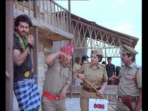 Brahma Putrudu Full Length Movie Parts :03/10 | Venaktesh | Rajani