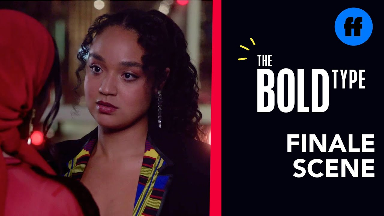 Download The Bold Type Season 5 Finale | Kat Opens Up to Adena | Freeform