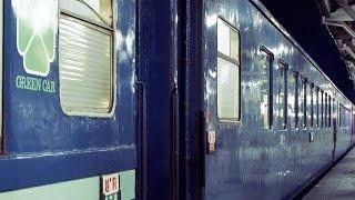 【車内放送】急行越前(旧型客車 ハイケンスのセレナーデ 高崎発車後)