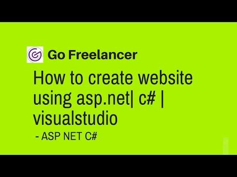 ASP.NET CREATE