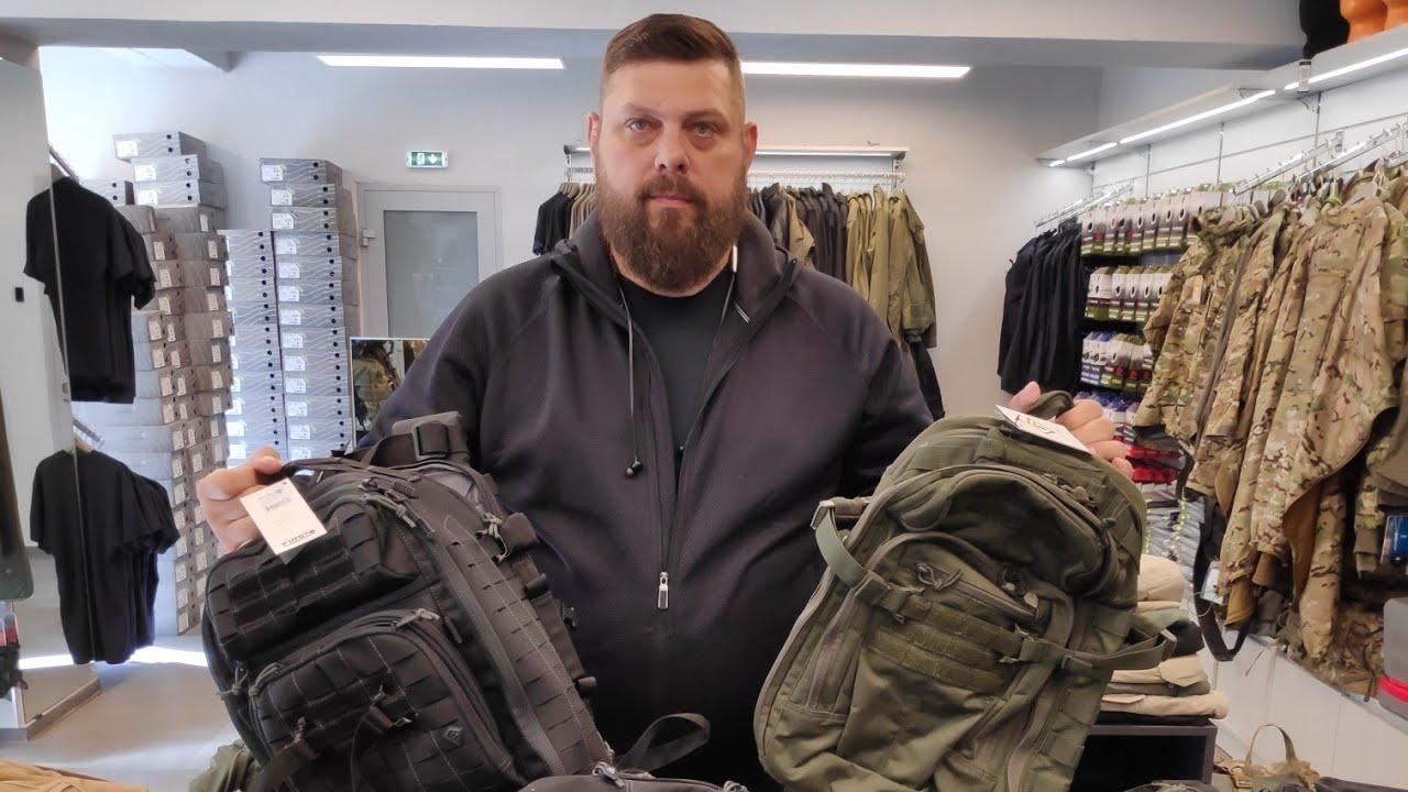 Павел Нордберг о продукции FIRST TACTICAL
