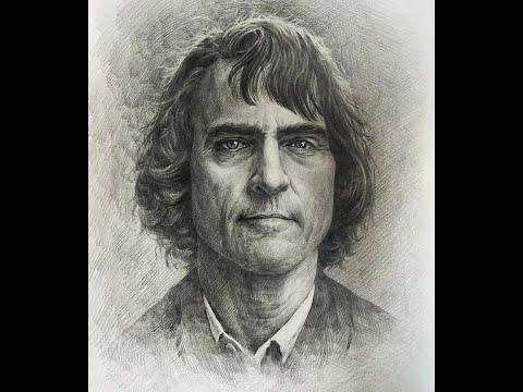 Pencil Drawing Joaquin Phoenix Joker