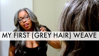 My First Weave/U-Part Wig + Where I Got It From Thumbnail