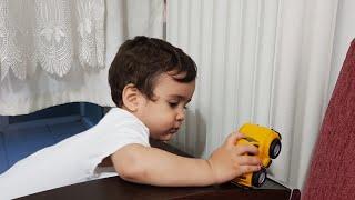 Berat Yaramazlık Yaptı. Eğlenceli Çocuk Videosu