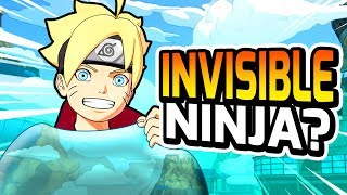 Invisibility Cloak in Top 5 Naruto Shinobi Striker Plays?