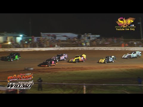 Open Wheel Modified | B Main | Whynot Motorsports Park | Oct  27 & 28 , 2017