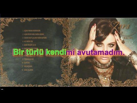 Zara - Kaç Kadeh Kırıldı (KAREOKE)