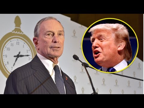 DEMOCRATS PANIC! BLOOMBERG JUST GAVE TRUMP THE BEST NEWS!