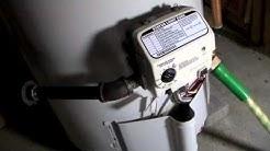 Redneck Check For A Natural Gas Leak!