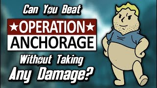 Can You Beat Operation: Anchorage Without Taking Any Damage?