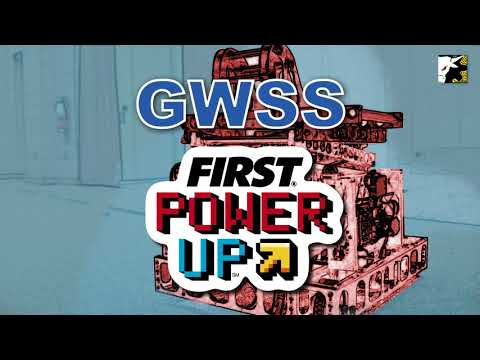 First Power Up - Garth Webb Secondary School 2018