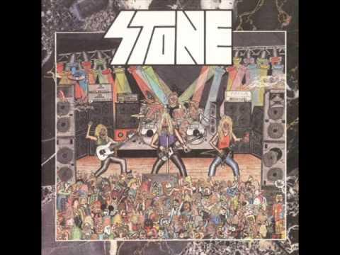 Stone Fin 1988 Stone  FULL ALBUM