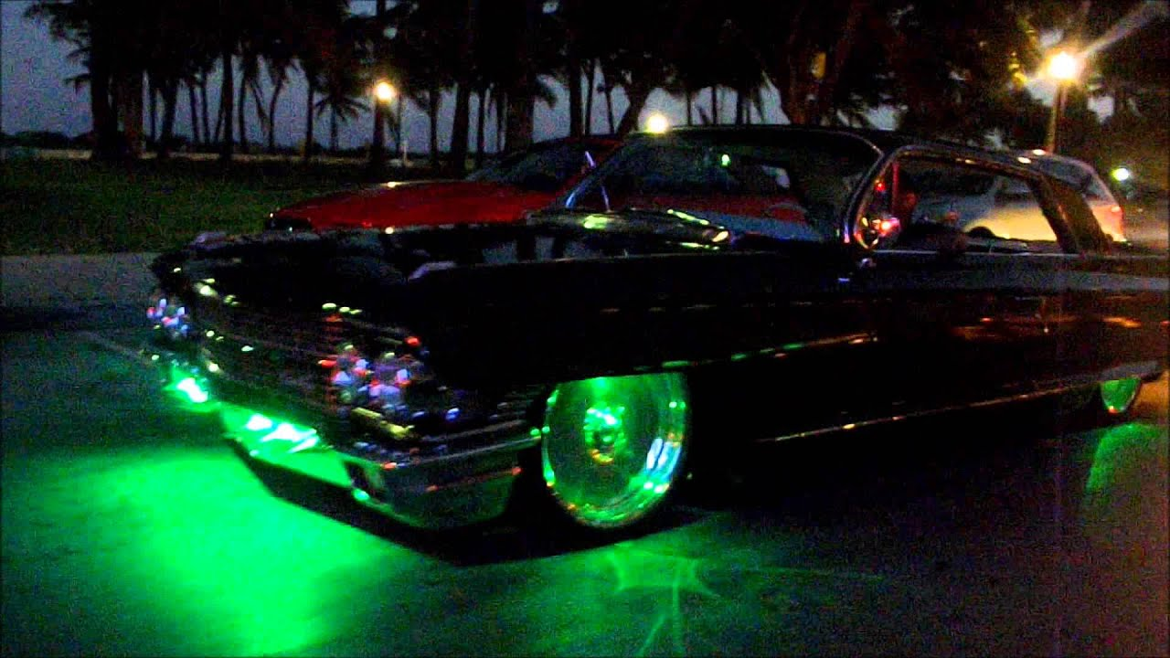 Lowrider Miami >> Low Riders And Whips At South Beach Miami Youtube