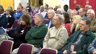 Councilmen Against Domestic Partnership Ordinance Speak At Forum