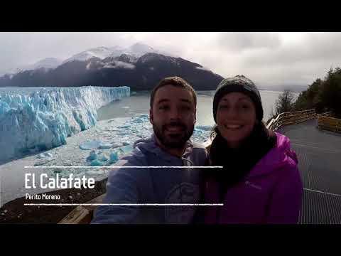Traveling in Patagonia Road trip Fitz Roy - Perito Moreno HD Gopro 5