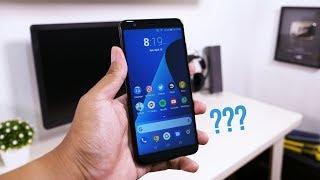 Review Asus Zenfone Max Plus M1: Bingung???