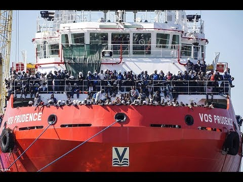People Trafficking NGOs