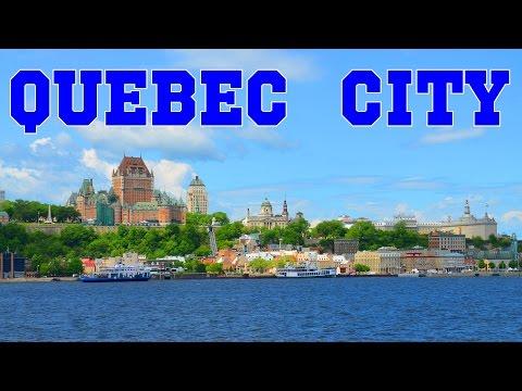 Quebec City - Canada Road Trip Part 6
