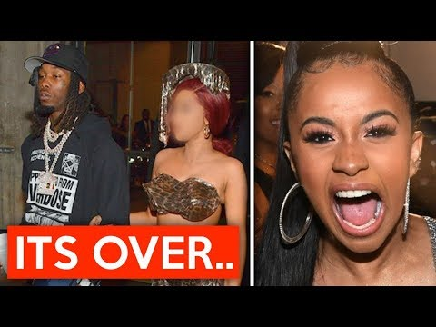 Cardi B ly broke up with Offset after this happened