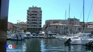 Марсель / Marseille (Travel Video)(Марсель (Marseille) -- столица Прованса, самый старый город Франции. Символом Марселя является собор в нео-визант..., 2013-11-04T16:00:56.000Z)