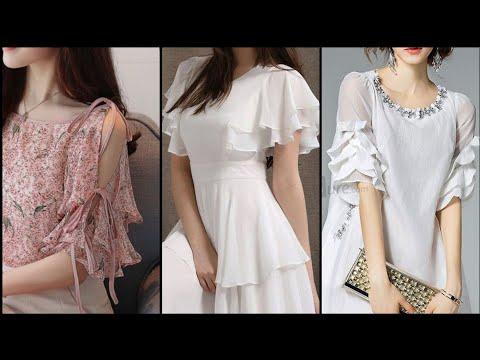 latest-designer-sleeves-designs-/butterfly-sleeves/-umbrella-sleeves