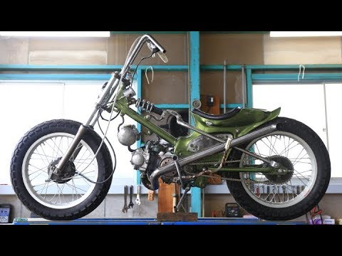 1 year Super Cub custom project