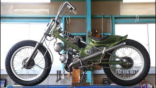 1 year Super Cub custom project 一年がかりでスーパ�...