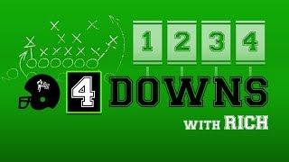 4 Downs with Rich: Eisen Talks Chiefs, Browns, Raiders & More | 10/16/19