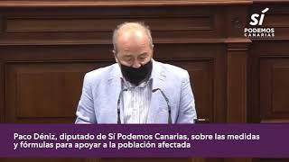 Paco Déniz: