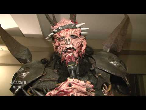 GWAR RAILS AGAINST DAVE GROHL, GRAMMY EXCESS