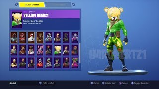 Fortnite TOP Concepts Skins Best Fan-Made Concept Skins