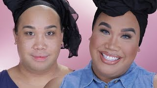 BACK TO SCHOOL MAKEUP TRANSFORMATION | PatrickStarrr