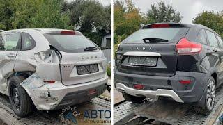 Сразу две Лады XRAY 2019 года от 1000$ - авто аукцион Автолот