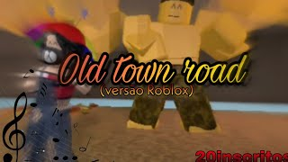 Lil nas x Old Town Road (Roblox Version) clip Nr. 2