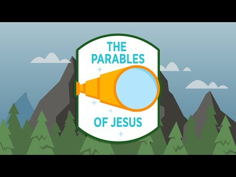 The Parables of Jesus   Early Childhood Lesson 6