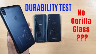 [Hindi] Asus Zenfone Max Pro M1 Durability Test (DROP, SCRATCH, WATER, BEND) Test ! Better than M2 ?