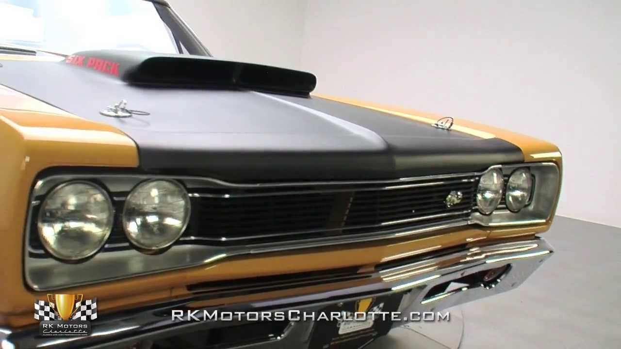 134386 / 1969 Dodge Coronet A12 Super Bee