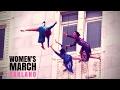 Women's March Oakland -